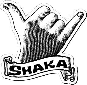 Do the Shaka | Takbo Printipe... Takbo!